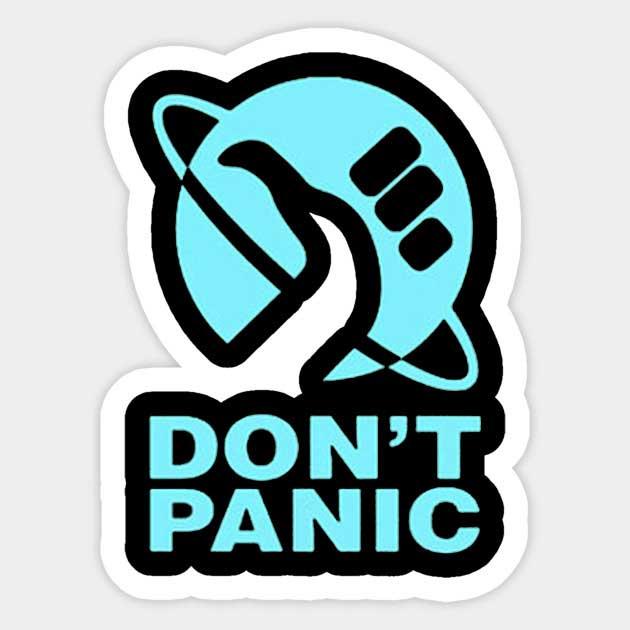 don't panic   Arana Hills Physiotherapy
